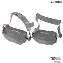 Maxpedition Jumbo Versipack - Khaki - S-type