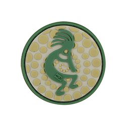 Maxpedition Patch Kokopelli Arid
