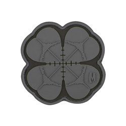 Maxpedition Patch Lucky Shot Clover Schwarz
