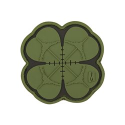Maxpedition Patch Lucky Shot Clover Color