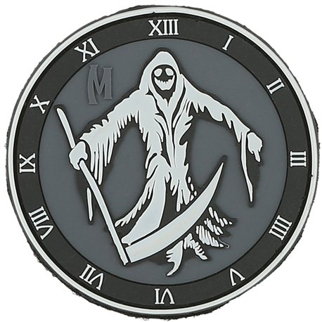 Maxpedition Patch Reaper Schwarz