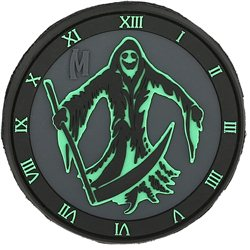 Maxpedition Patch Reaper Glow