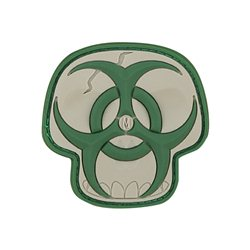 Maxpedition Patch BioHazard Arid