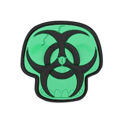 Maxpedition Patch BioHazard Glow