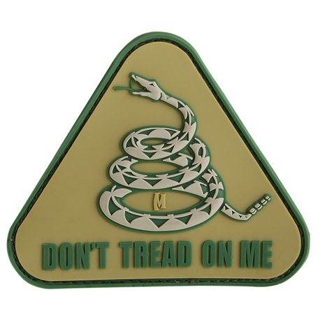 'Maxpedition - Patch Don''t tread on me - Arid'