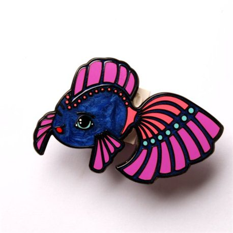 Dreamfish Geocoin - Lady LE