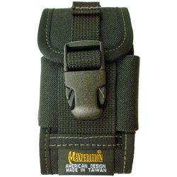 Maxpedition Clip On PDA Phone Holster Schwarz