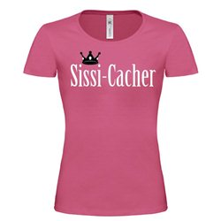 Sissi-Cacher,  Girlie Shirt (pink)