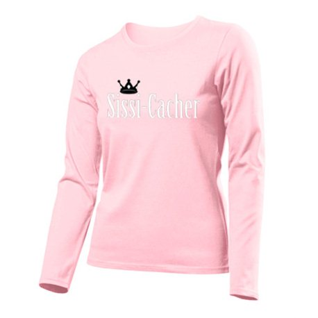 Sissi Cacher Long Sleeve Pink