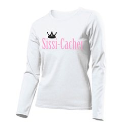 Sissi-Cacher - Long Sleeve (weiss)