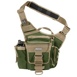 Maxpedition - Jumbo Versipack (green khaki)