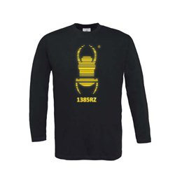 Longsleeve Travel Bug® Deluxe Gold