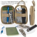 Maxpedition - Pocket organiser Micro - Schwarz