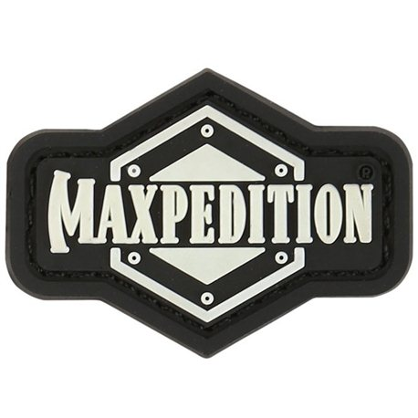 Maxpedition -  2,5cm Logo patch (glow)