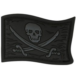 Maxpedition - Jolly Roger Patch - Stealth