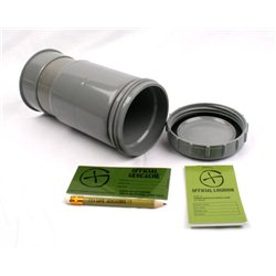 PVC Cache Container 75mm