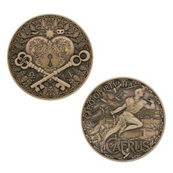 Greek Gods Geocoin Series: Caerus