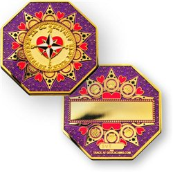 'Sailor''s Valentine Geocoin 2016'
