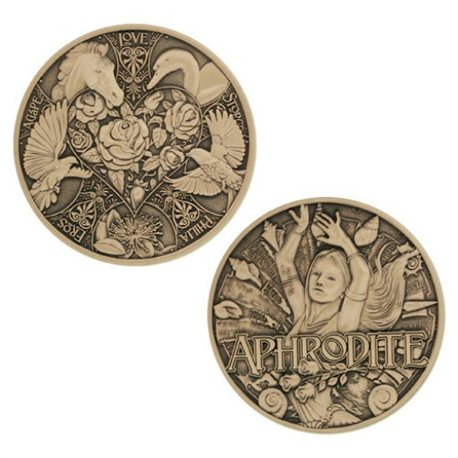Greek Gods Geocoin Series: Aphrodite