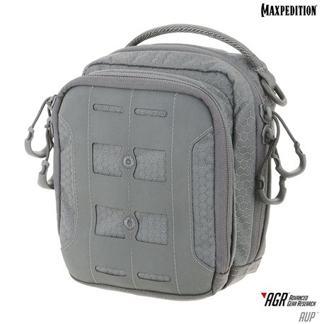 Maxpedition - AGR™  AUP™ Accordion Utility Pouch - Grey