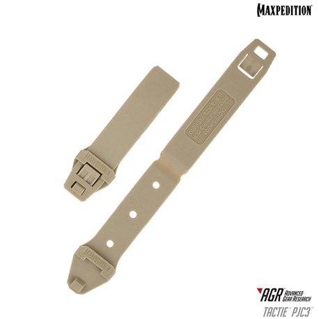 Maxpedition AGR TacTie 10.7 cm - Tan