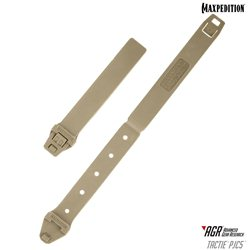 Maxpedition AGR TacTie 15.6 cm - Tan