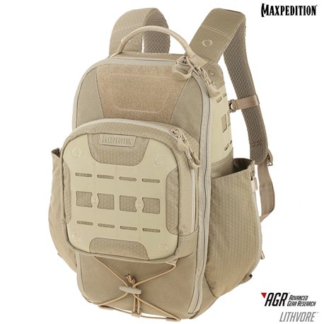 Maxpedition - AGR Lithvore Tan