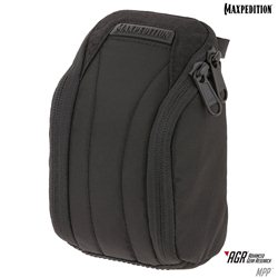 Maxpedition - AGR Medium Padded Pouch - Schwarz