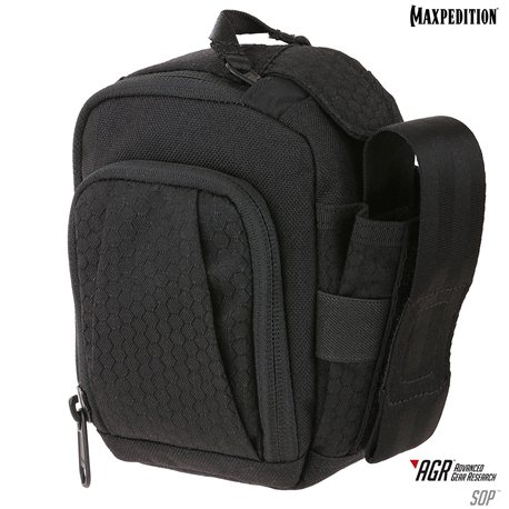 Maxpedition - AGR Side Opening Pouch - Schwarz