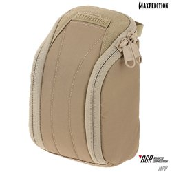 Maxpedition - AGR Medium Padded Pouch - Tan