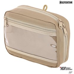 Maxpedition - AGR Individual First Aid Pouch - TAN