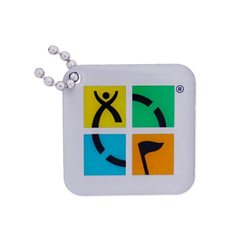 Geocaching Logo Travel Tag