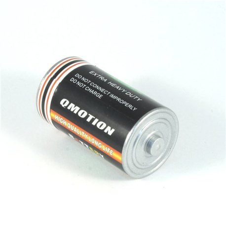 Cache Container Batterie Typ D Attrappe