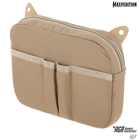 Maxpedition - AGR Hook & Loop Pouch Tan