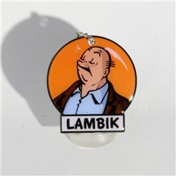 Lambik - Travel Tag
