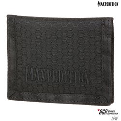 Maxpedition - Wallet AGR Low Profile - Schwarz