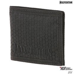 Maxpedition - Wallet AGR BiFold  - Schwarz