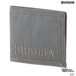 Maxpedition - Wallet AGR BiFold  - Grau