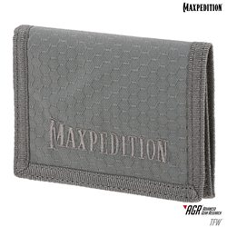 Maxpedition - Wallet AGR TriFold  - Grau