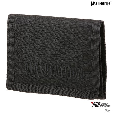 Maxpedition - Wallet AGR TriFold  - Schwarz