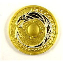 Viking Dragon Shield Njord LE Geocoin