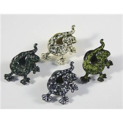 Gecko Pin 4er Set