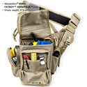 Maxpedition Fatboy Versipack - Black-Khaki