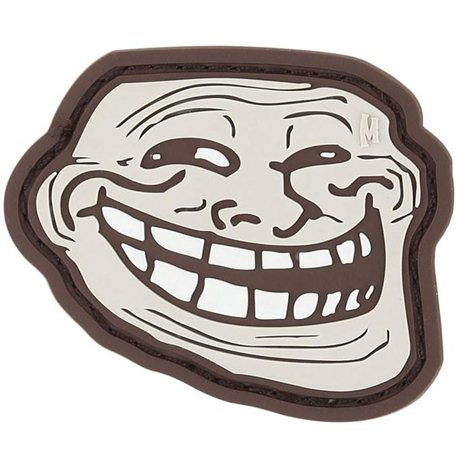 Maxpedition - Troll Face - Arid