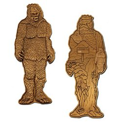 Mega Bigfoot Geocoin