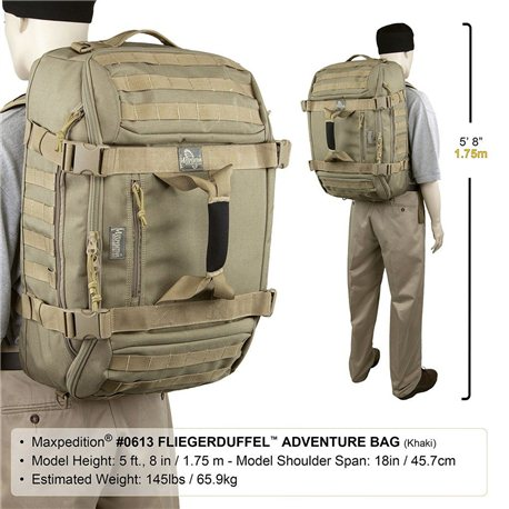 Maxpedition TacTie 12.5 cm - Olive