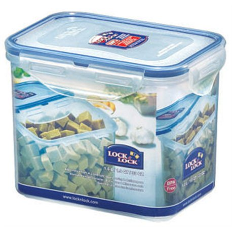Lock & Lock container 1000 ml - hoch