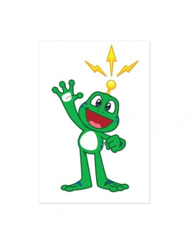Signal the Frog® Aufkleber