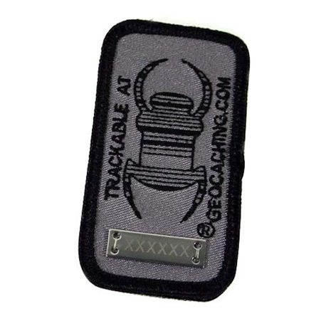 Travel bug Badge