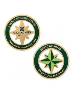 Premium Member Collection Geocoin